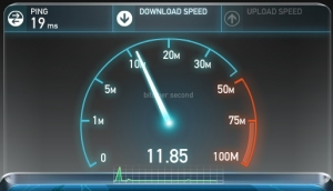 Wi-Fi Speed 11Mbps