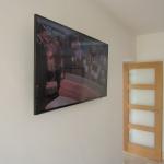 Wall Mount TV Close Up