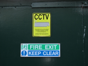 CCTV Signage Small