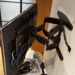 Wall Mount Smart TV