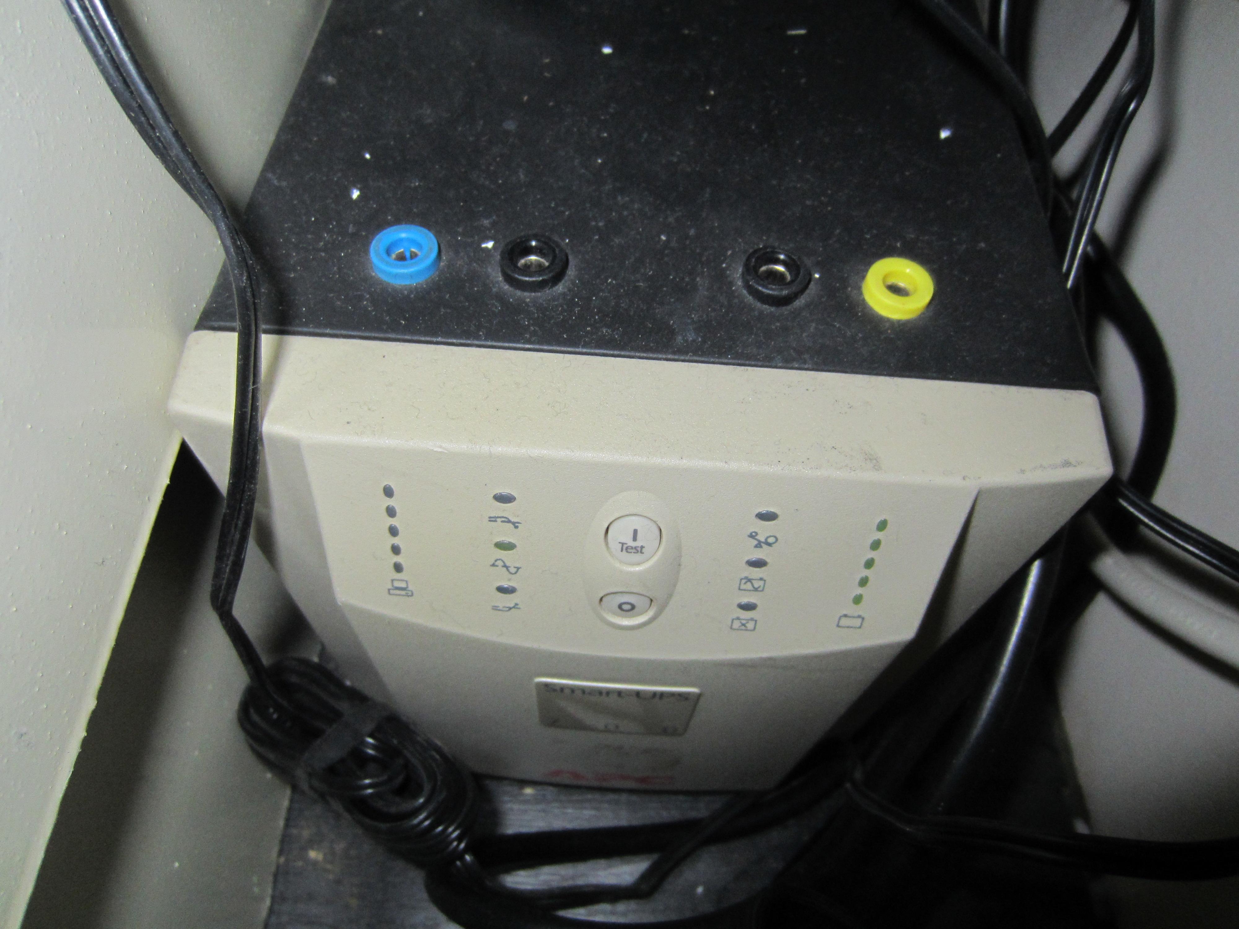 Network UPS