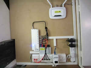 WiFi Remote Boost and Network
